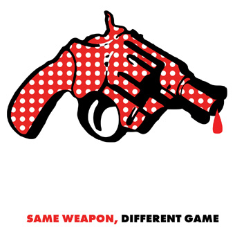 Same Weapon, Different Game