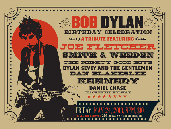 Bob Dylan Tribute Celebration