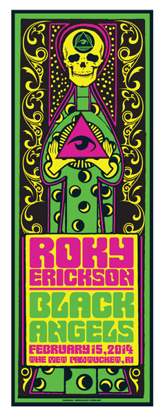 Roky Erickson / Black Angels