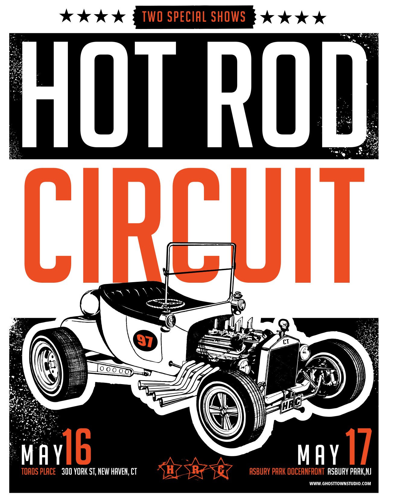 Hot Rod Circuit